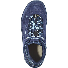 Lowa Marie GTX Low Shoes Junior navy/iceblue